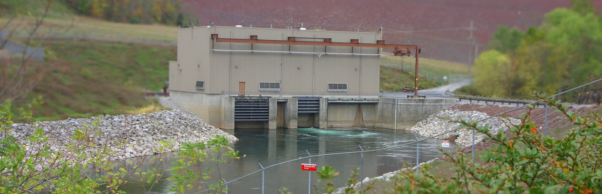 Raystown Hydroelectric Project